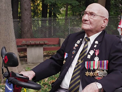 Show You Remember – WW2 Veteran Story